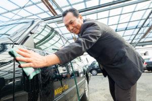 タクシーは目の前の困っている人を助けることができる社会貢献度の高い仕事!